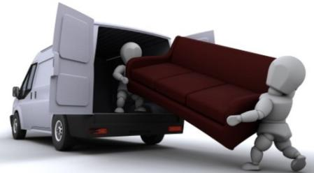 Transporting  Furniture and Luggage